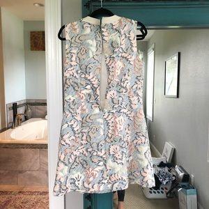 Tory Burch brocade dress